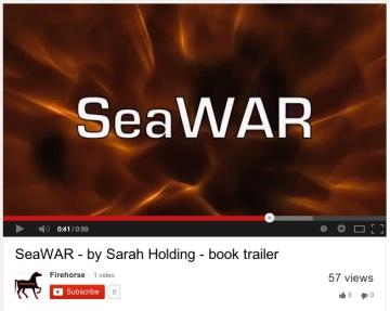 seaWAR trailer still