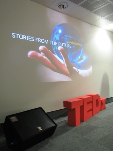 Stories from the Future at TEDx