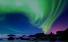 aurora wide darkened